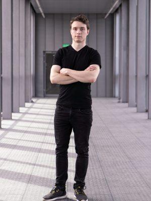 Prezes - Mateusz Kowalewski